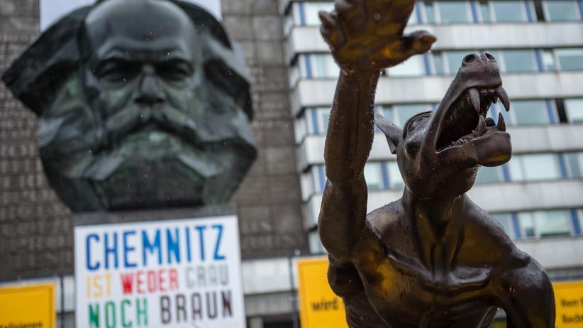 Chemnitz: Warum so hemmungslos, so laut?