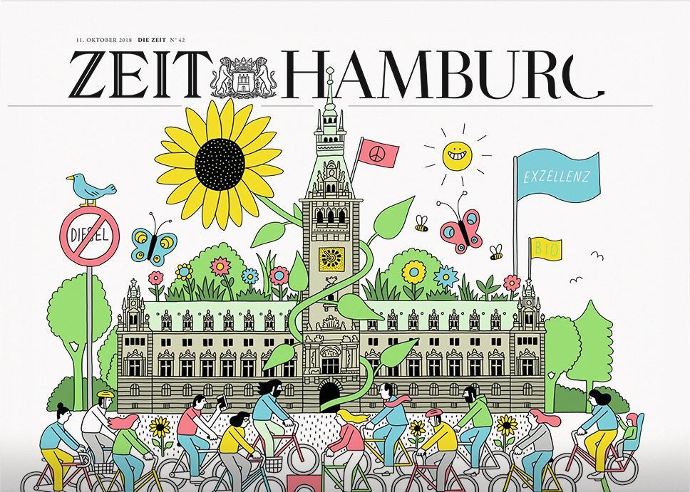 DIE ZEIT Hamburg 42/2018