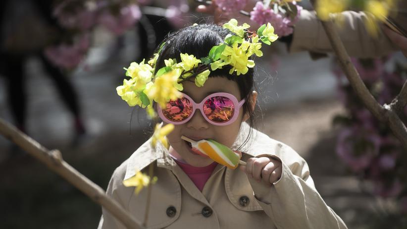 China: Kinder für die Macht