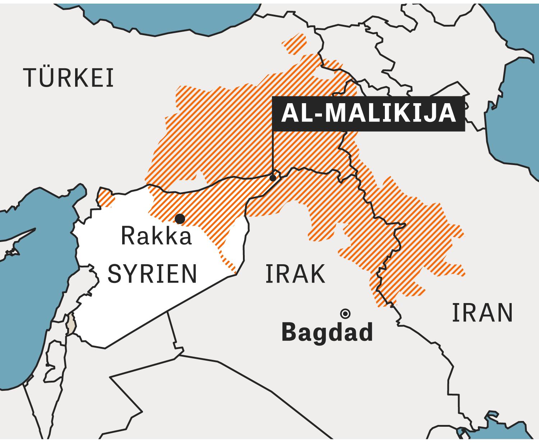 Syrien Karte Aktuell 2018.Islamischer Staat Willkommen Zuruck Zeit Online