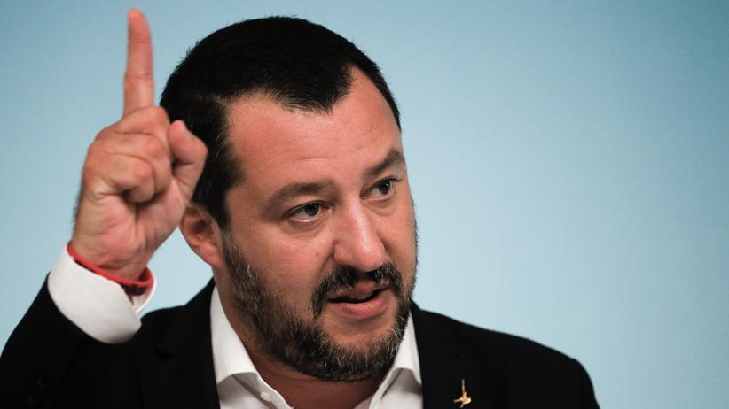 Italienische Regierung: Dann geht doch!