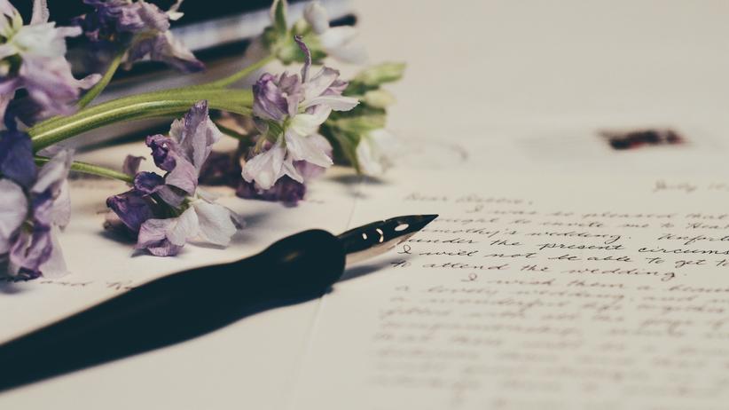 "Trauerbewältigung: ""Love, Pa. So beginne ich meine Briefe an dich"""