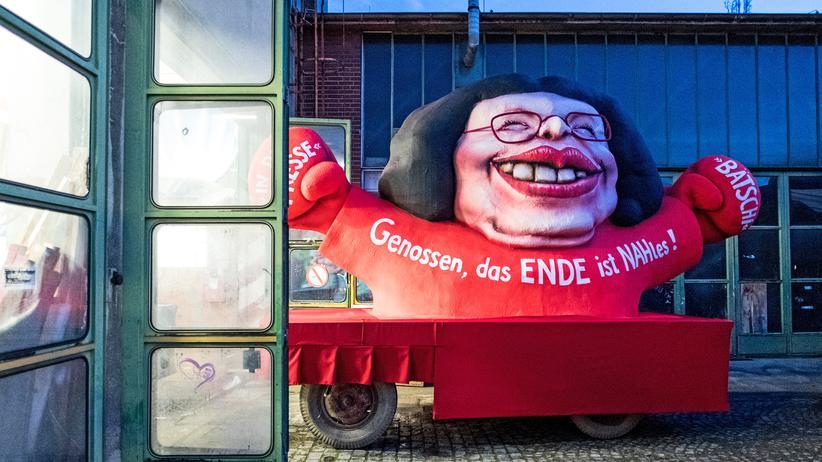 SPD: Ihr erneuert euch zu Tode!