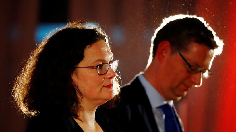 Sozialdemokratie: Die SPD braucht einen Neubeginn