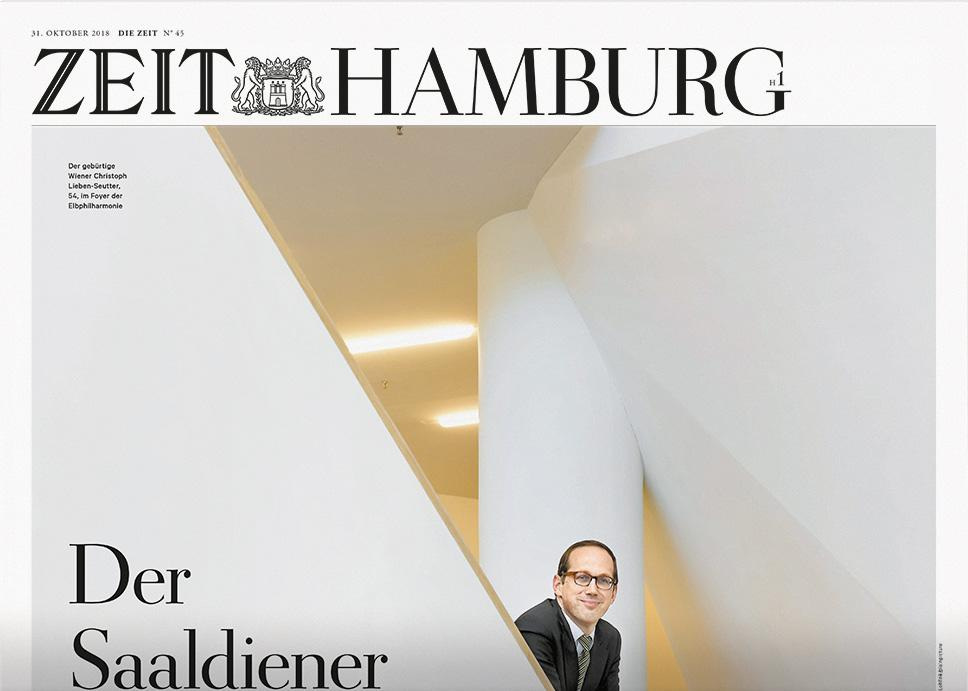 DIE ZEIT Hamburg 45/2018