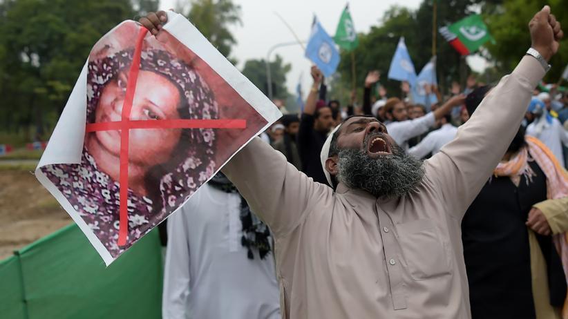 Asia Bibi: Tödliches Schweigen