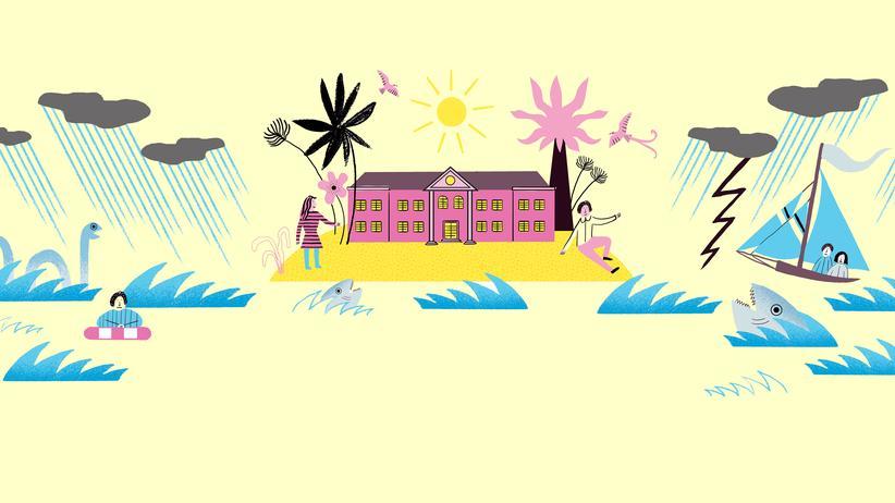 Privatschulen: Reif für die Insel