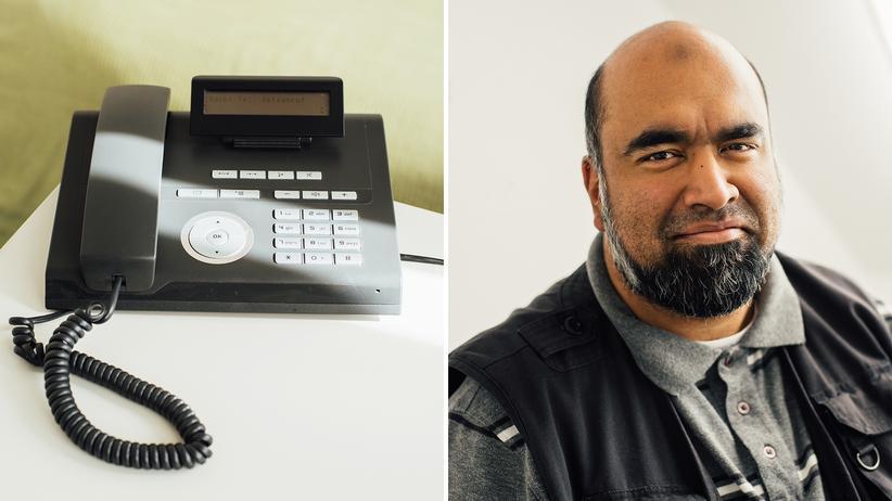 Seelsorgetelefon: Ist der Islam zu groß für mich?