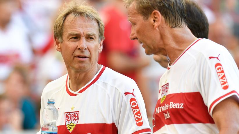 Jürgen Klinsmann: Kurs auf Stuttgart