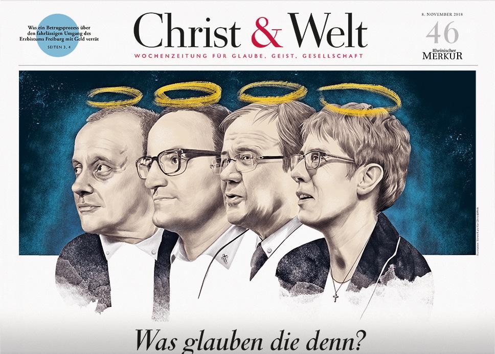 Christ&Welt 46/2018