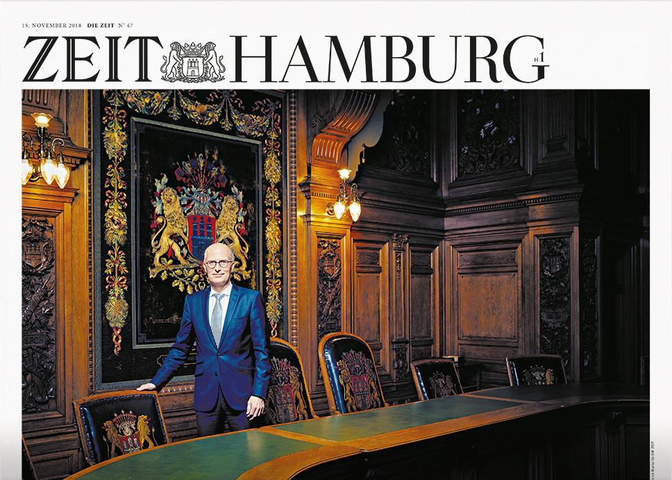 DIE ZEIT Hamburg 47/2018