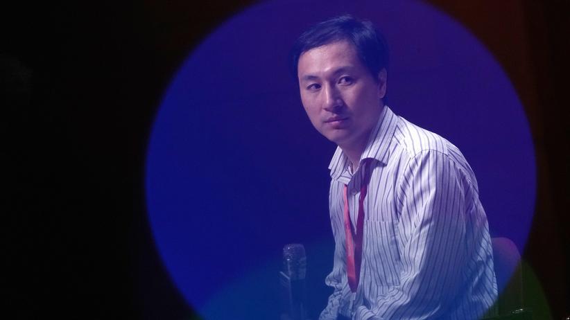 Crispr: Der chinesische Forscher He Jiankui