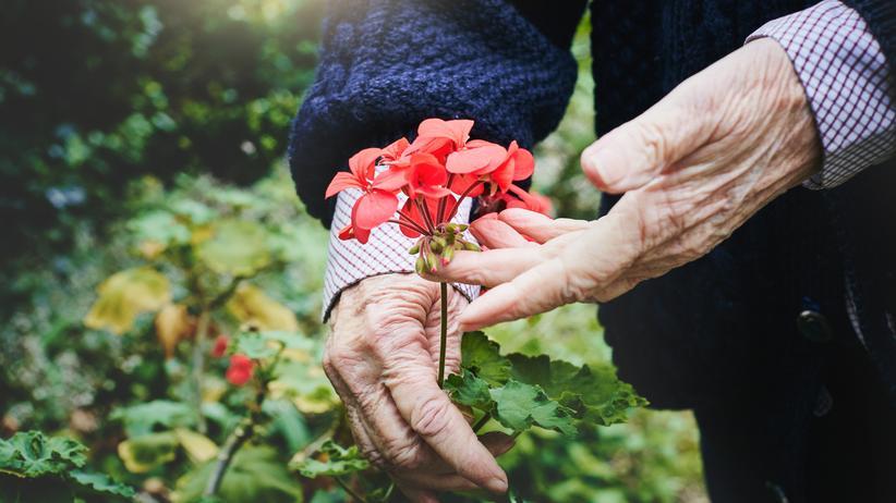 Pflegebedürftige Angehörige: Ich hoffe, ich sehe sie noch mal