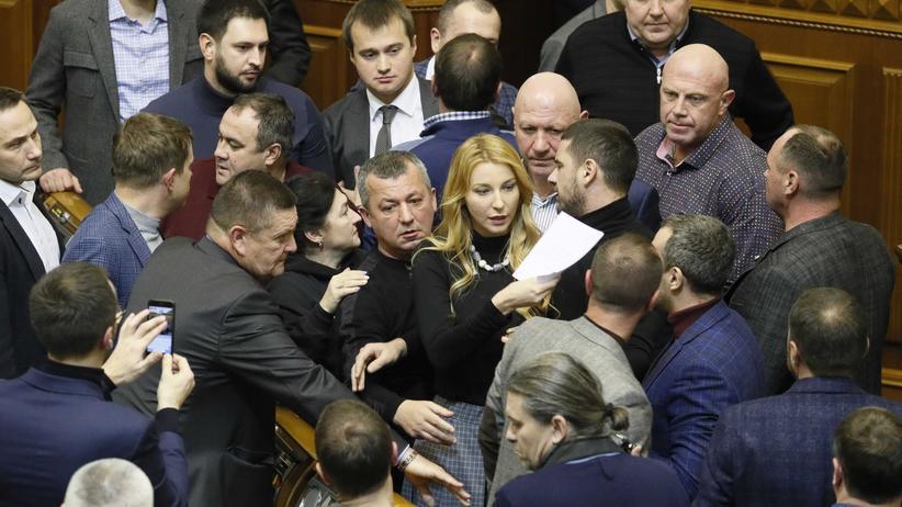 Russland-Ukraine-Konflikt: Der verdrängte Krieg ist zurück