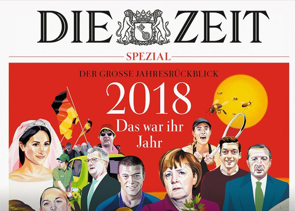 DIE ZEIT 50/2018