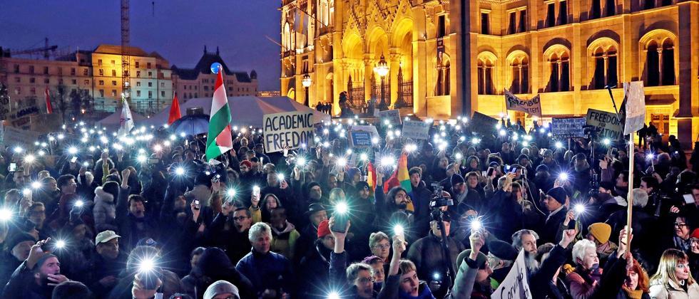 Central European University: Die akademischen Flüchtlinge