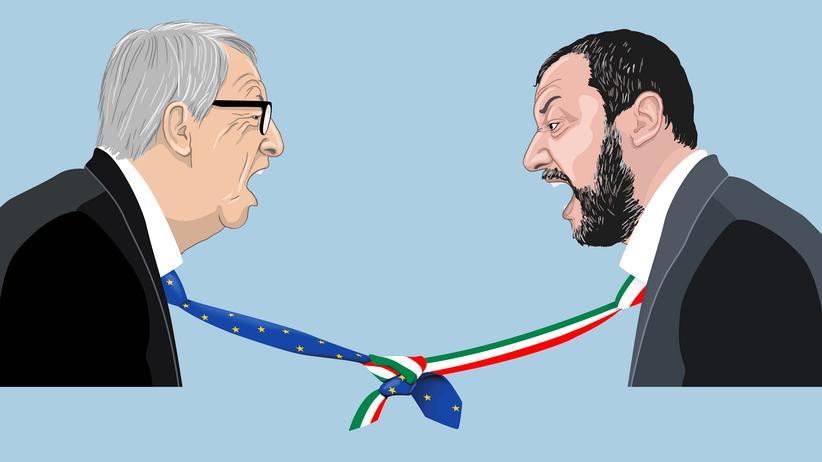 Italien: Mr. Europa gegen Il Capitano