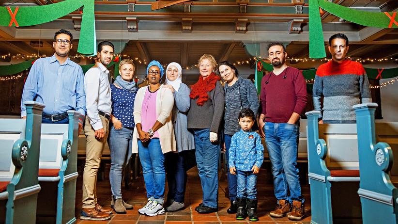 Migration: Weihnachten im Willkommensland
