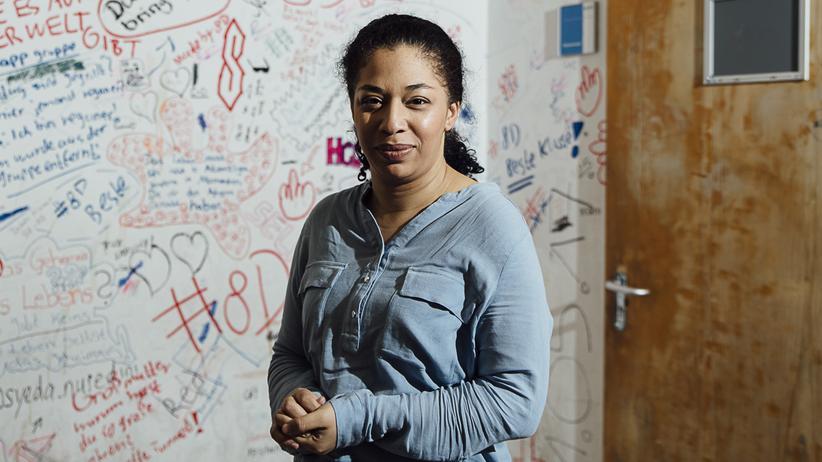 Gewalt an Schulen: Rascha Abou-Soueid, 32, ist Sozialarbeiterin.