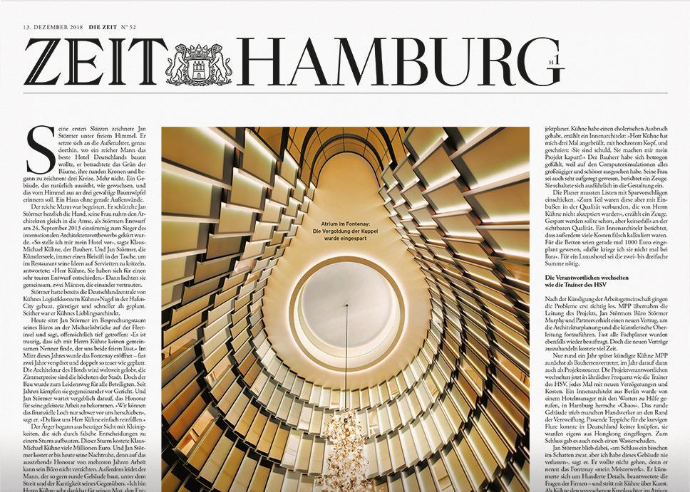 DIE ZEIT Hamburg 52/2018