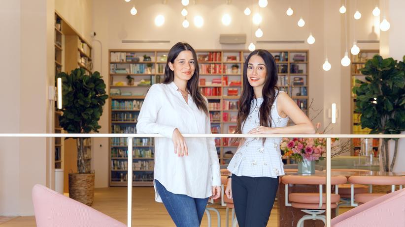 The Wing: Die Gründerinnen Audrey Gelman (rechts) und Lauren Kassan
