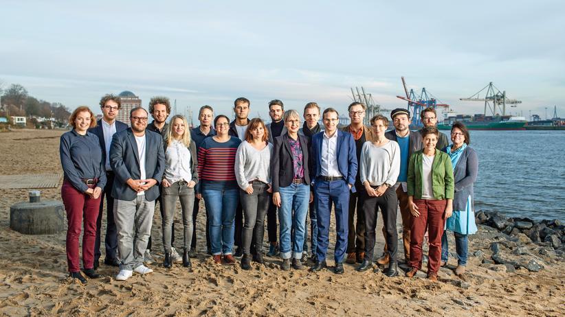 Umstrukturierung bei ZEIT Hamburg: Zeit für Neues