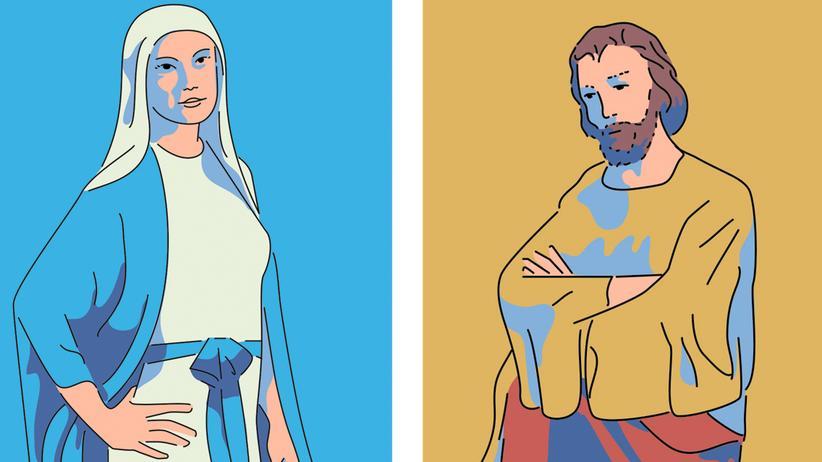 Maria und Josef: Elitepartner