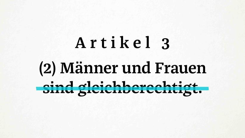 Deutschland 1949: Was, wenn das hier im Grundgesetz gelandet wäre?