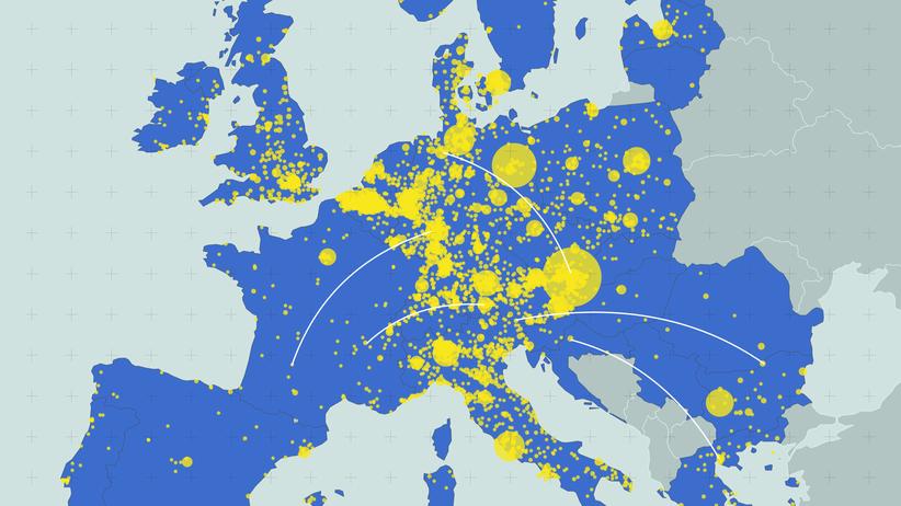 """""""Europe Talks"""": Europe, United in Debate"""