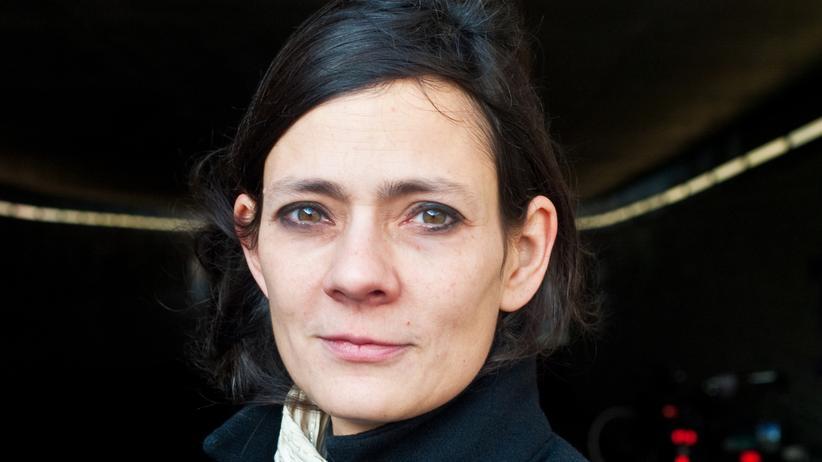 Marcia Breuer: Für mehr Mütter in der Kunst: Marcia Breuer ist Künstlerin, Fotografin und Mutter zweier Kinder.