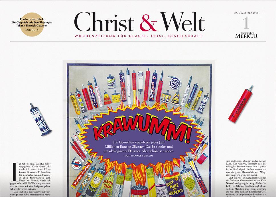 Christ&Welt 1/2019