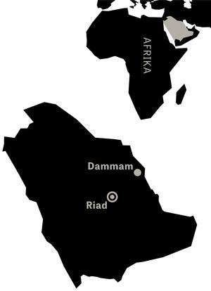 Saudi Arabien Auf Ol Gebaut Zeit Online