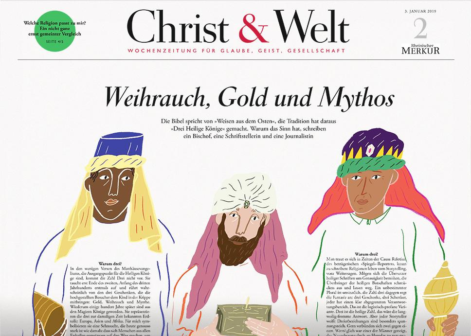 Christ&Welt 2/2019