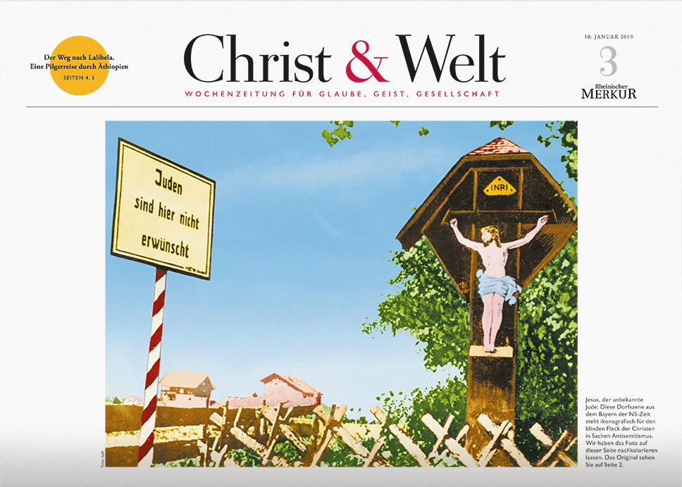 Christ&Welt 3/2019