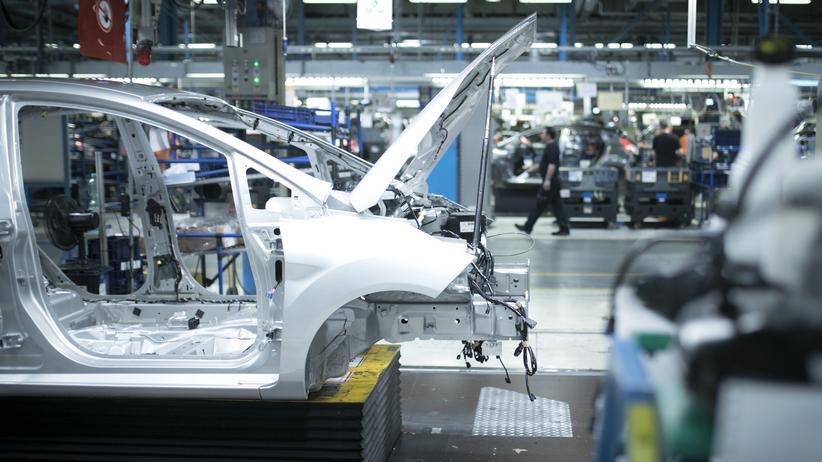 Konjunktur: Wer hat Angst vor dem Abschwung?