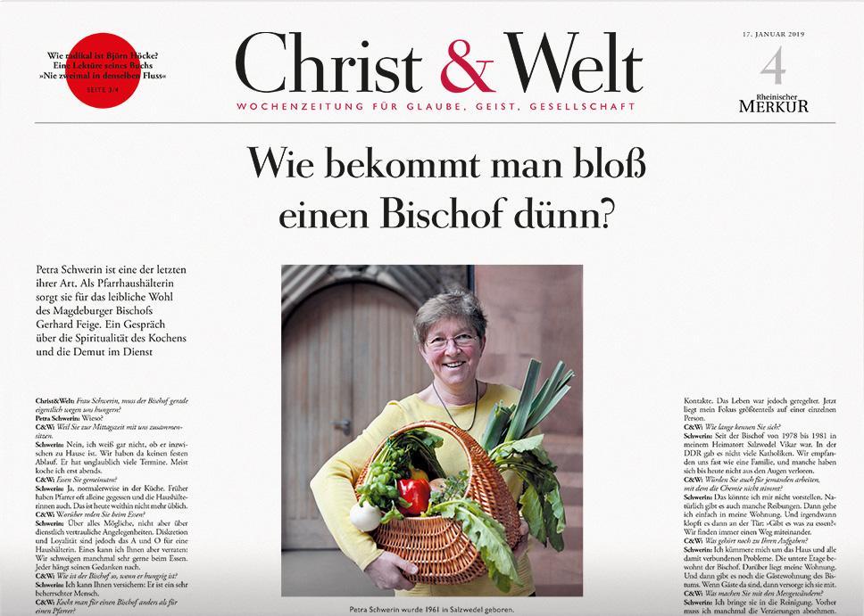 Christ&Welt 4/2019