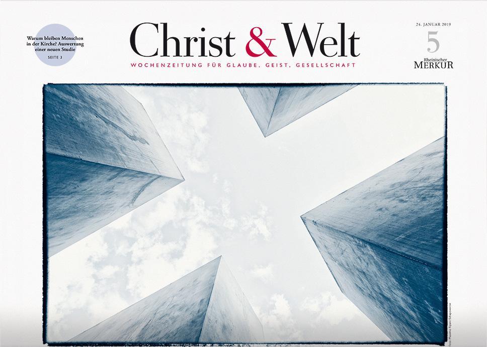 Christ&Welt 5/2019