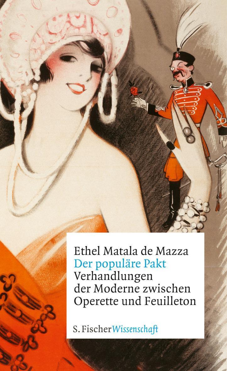 Leseempfehlungen: Ethel Matala de Mazza: Der populäre Pakt