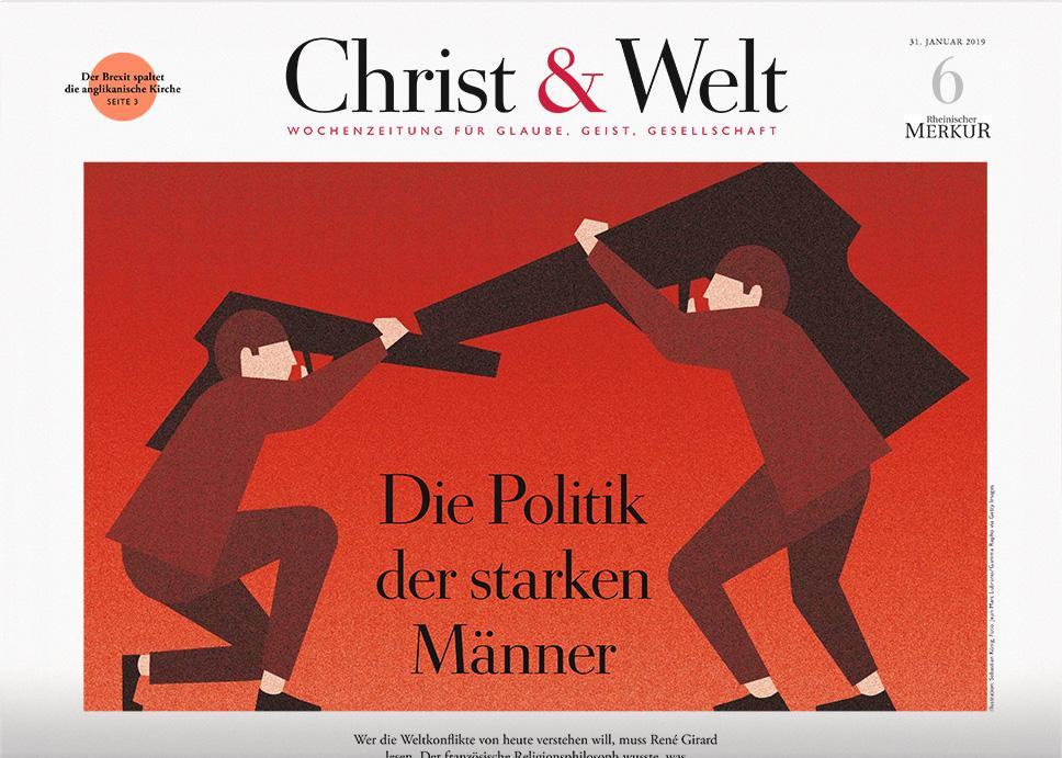 Christ&Welt 6/2019
