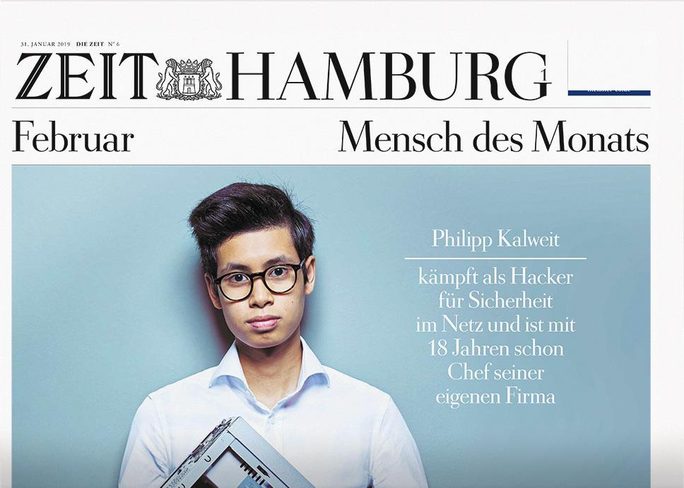 DIE ZEIT Hamburg 6/2019
