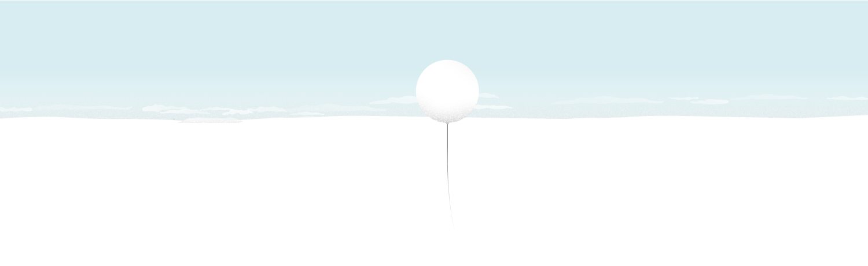 """Antarktis Station """"Neumayer III"""": Seit März 1981 werden kontinuierlich Daten erhoben. Fast täglich starten die Forscher Messballons, die in bis zu 35 Kilometer Höhe aufsteigen."""