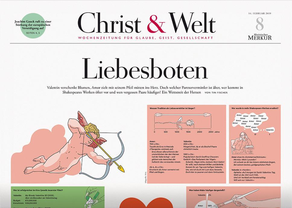 Christ&Welt 8/2019