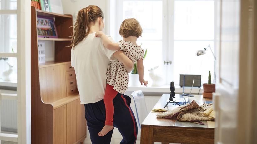 Hartz IV: Muttersein ist auch Arbeit