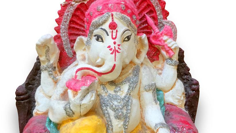Mitbringsel: Ganesha