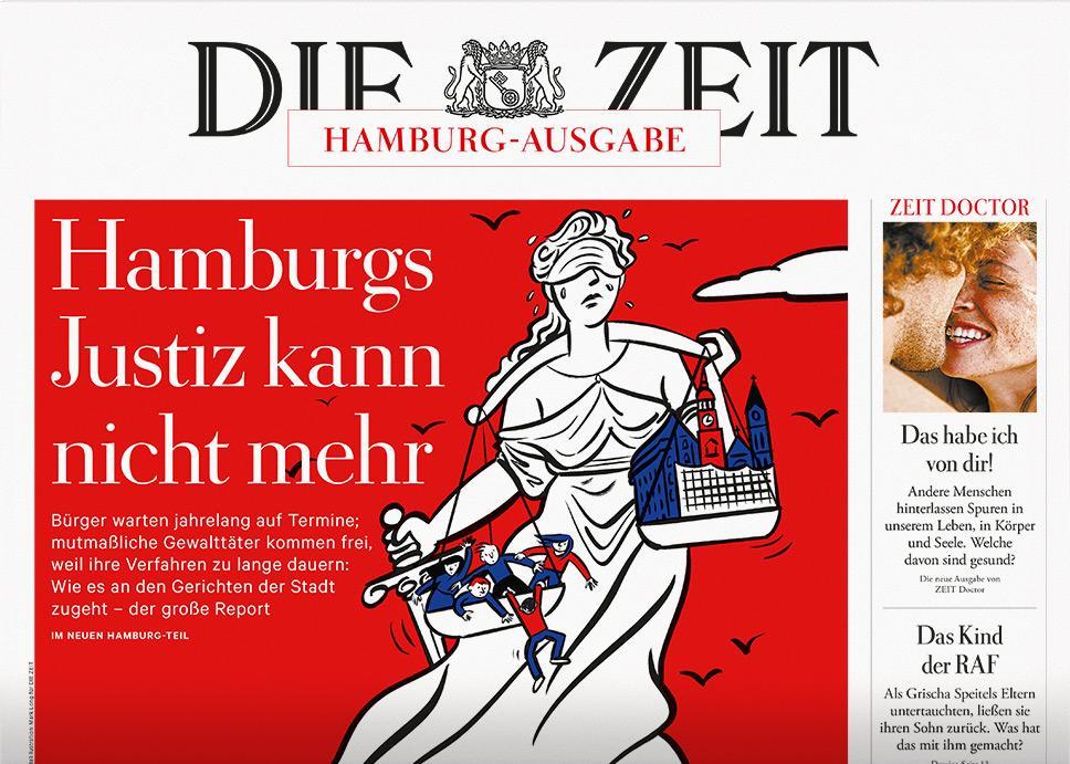 DIE ZEIT Hamburg 10/2019