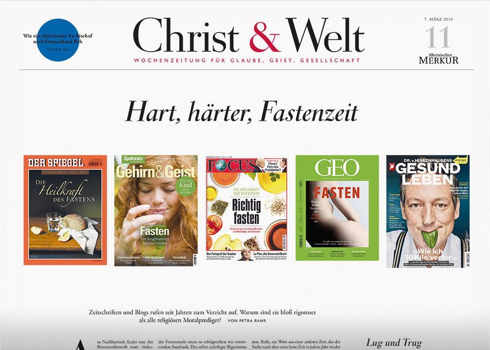 Christ&Welt 11/2019