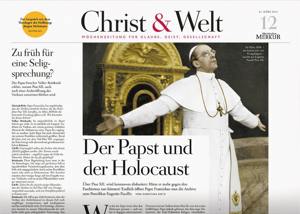 Christ&Welt 12/2019