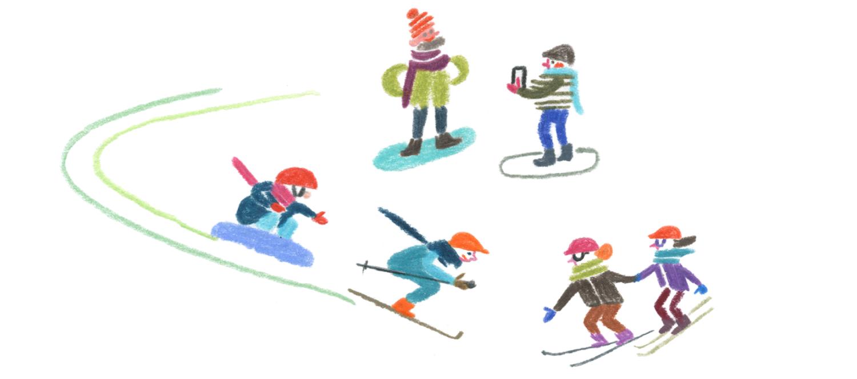 Skiurlaub: Im Skizirkus herrscht Hochbetrieb