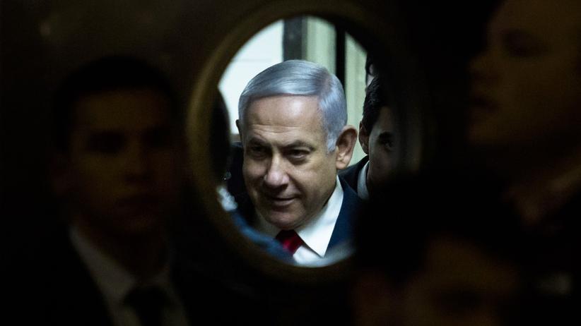 Benjamin Netanjahu: Der Bibi-Sitter