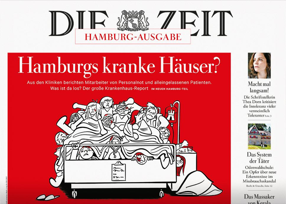 DIE ZEIT Hamburg 14/2019